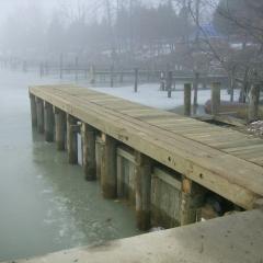 Bohemia River Marina Repairs